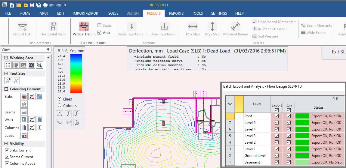 INDUCTA Concrete Buildings Design Software